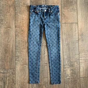 Levi's Girls Star Print Denim Leggings
